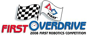 2008 FIRST FRC Game: Overdrive