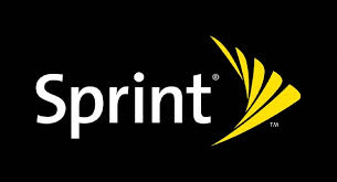 sprint logo-black